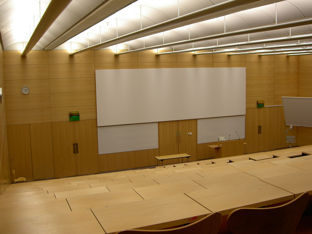 The Arthur Goodhart Lecture Theatre Lg19 Computer